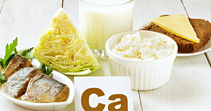 食事に含まれるカルシウムの摂取量と骨折は関係がない の写真