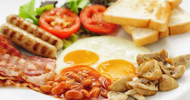 高タンパクの朝食で体脂肪をセーブ!の写真