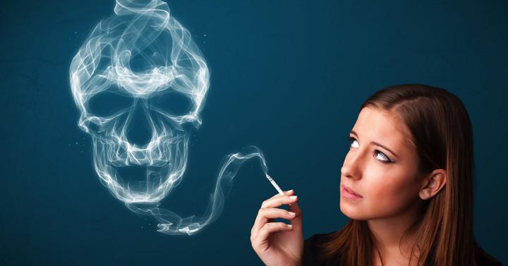 若いころから喫煙していた世代では、女性にも肺がんが増えたのか?の写真