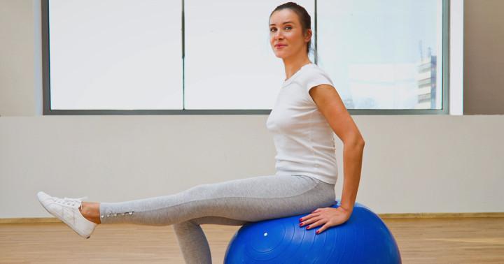 線維筋痛症にバランストレーニングの効果は?の写真