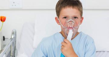 マイコプラズマ肺炎の子どもが早く退院できた治療とは? の写真