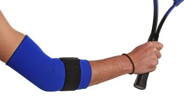 テニス肘は1年以内に自然治癒することが多い の写真