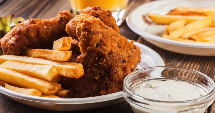 冠動脈疾患になりやすい食事はなに?の写真