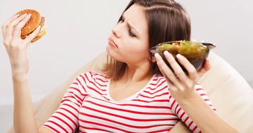痩せるには低炭水化物?それとも低脂肪? の写真