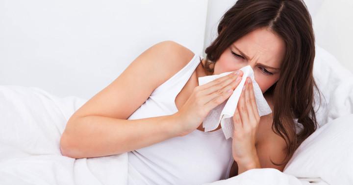 インフルエンザに肺炎が合併した人に多かった特徴とは?の写真
