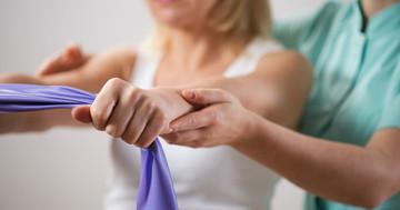 乳がんの疲労感は術後の放射線療法に筋力トレーニングを加えるとより改善 の写真