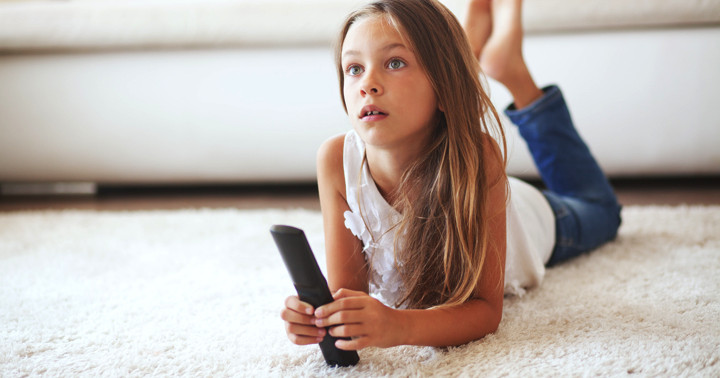 テレビはなぜ子どもの頭にけがをさせたのか?の写真