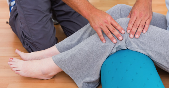 変形性膝関節症に筋力トレーニングは有効 の写真