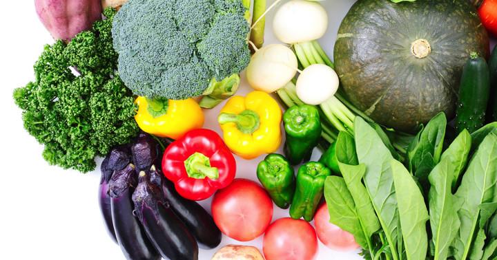 ルテインを多く含む野菜をよく食べる人は運動している人が多い の写真