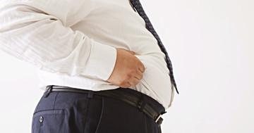 皮下脂肪は少ないけど内臓脂肪が多いとどうなる? の写真