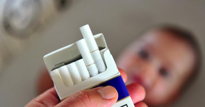 受動喫煙と心房細動の関係 の写真
