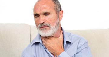 誤嚥性肺炎が起きやすいのはどんなときか? の写真
