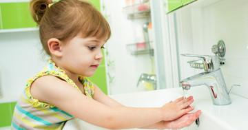 手洗いでインフルエンザは防げるか?学校と家庭で違いは?の写真