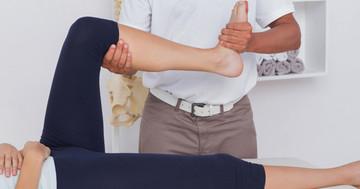足底筋膜炎にステロイドよりモビライゼーションとストレッチが効いた の写真