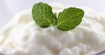 ヨーグルトと低脂肪牛乳でメタボ予防 の写真