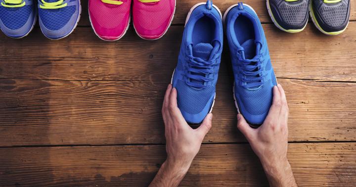 腰痛にはどんな靴を履くと良い? の写真