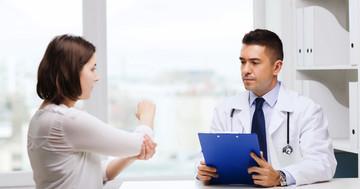 関節リウマチ患者の疲労に患者中心医療が有効 の写真
