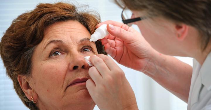 目薬で糖尿病性網膜症を予防できるか?の写真