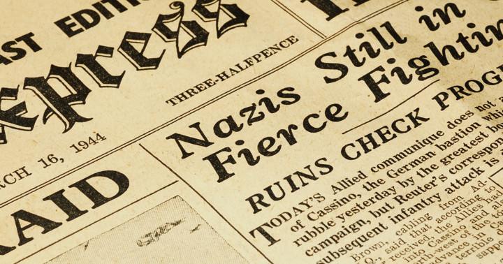 ヒトラーの左手に現れていた症状は、何が原因だったのかの写真