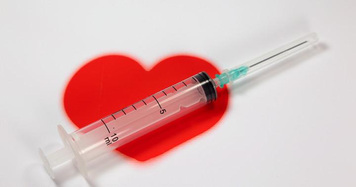 インフルエンザワクチンは心血管系疾患による死亡率を下げる の写真