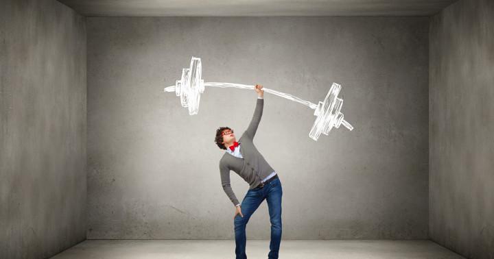 脂肪肝を改善するにはどんな運動が良いか? の写真