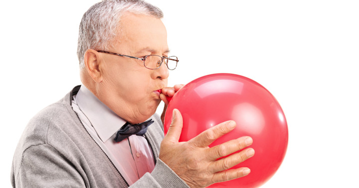 息を吸うための筋肉を鍛えるとどんな良いことがあるか? の写真