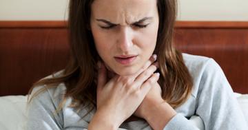 激しい咳と呼吸困難、マイコプラズマが原因の場合はどれぐらいある? の写真