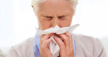 脳梗塞と関係がある鼻の病気 の写真