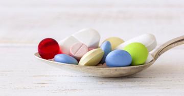 抗うつ薬はどのくらいの量が良いか? の写真