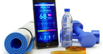 肥満の改善にスマホアプリは有効とは言えない の写真