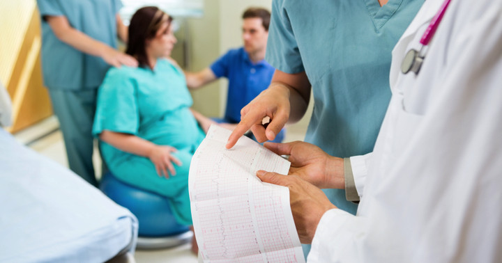 前置胎盤で緊急帝王切開が必要になりやすいのはどんなとき?の写真