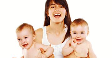 双子の出産、帝王切開をするとその後の生活に影響はあるか?の写真