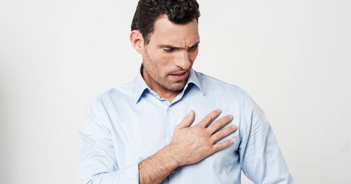 心筋梗塞の半分は痛くない?の写真