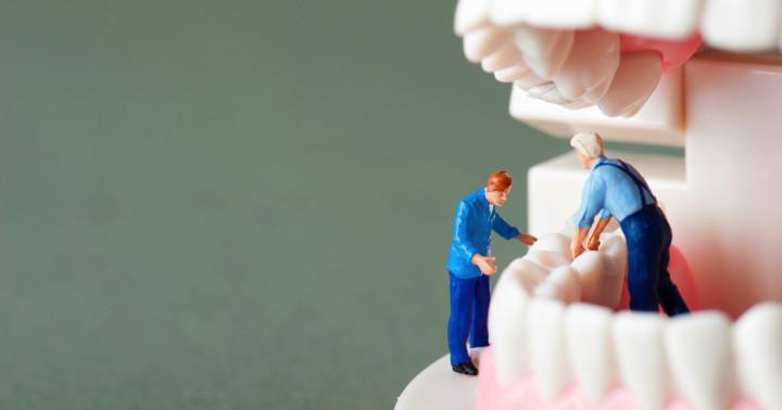 歯の治療で糖尿病を改善できる? の写真
