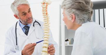 ロコモティブシンドロームの人の骨には何が起こっているか の写真