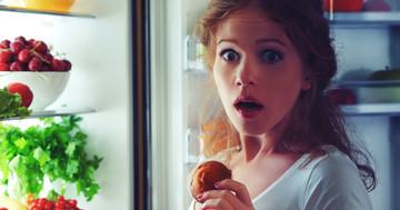 睡眠不足によって食欲を増す物質が脳に現れる! の写真