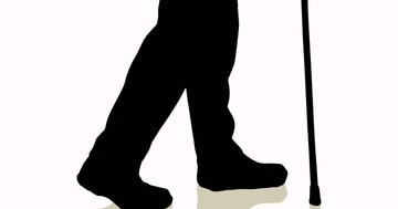 パーキンソン病患者のすくみ足はどんな状態で起こりやすいか?の写真