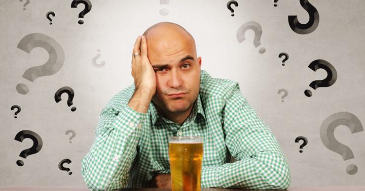 「適量のお酒が脳梗塞を予防」の適量ってどのくらい?の写真