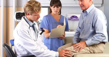変形性膝関節症の痛みに関節内ステロイド注射、やっぱり効く?の写真