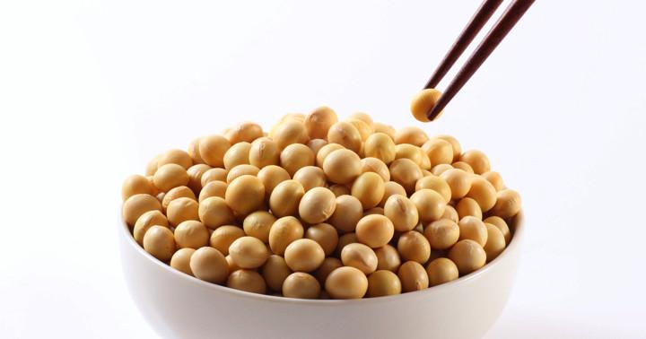 妊娠によって糖尿病に…大豆を食べると? の写真