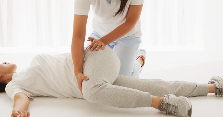 腰痛は個別にリハビリした方が効果あり の写真