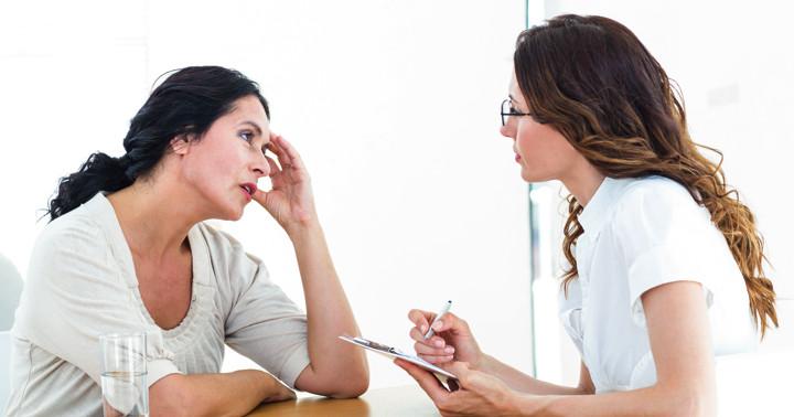 乳がんのストレスに認知行動療法 の写真