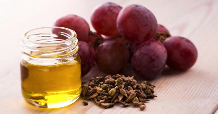 ブドウの種と血圧の関係は?の写真