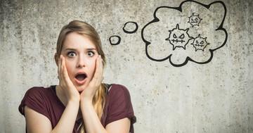 水ぶくれと激しい痛みの出る「帯状疱疹」は脳卒中の警報か!? の写真