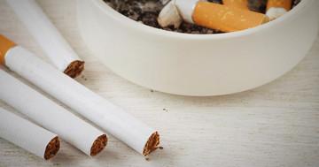 タバコを吸っていると手術後の感染症が多い の写真