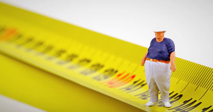 「手足は細いけど身体は太い」肥満のタイプは死亡リスクが高い の写真