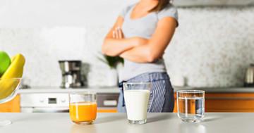 食事前に飲むと血糖値があがりにくい飲み物は?の写真