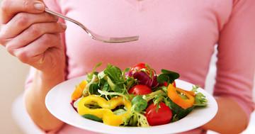 野菜を食べると乳がんになりにくい?の写真