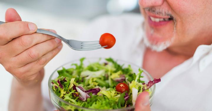 野菜を食べると前立腺がんになりにくいの写真
