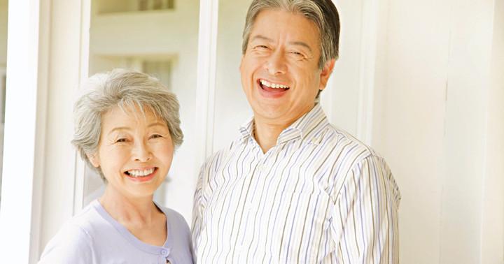 日本の健康寿命は世界一〔新年企画〕の写真